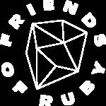 friends of ruby logo